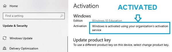 activate windows 10 free without product key